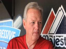 Dave Duncan, pitching coach for the St. Louis Carnidals, talks