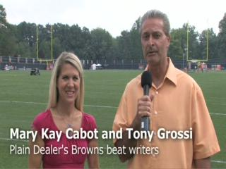 Cleveland Browns training camp wrap-up
