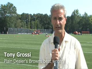 Cleveland Browns training camp report – day 19