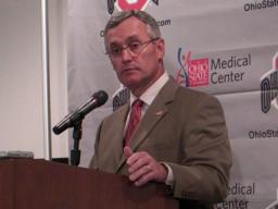 Ohio State coach Jim Tressel breaks down the loss to USC