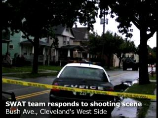 SWAT responds to shooting