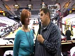 Brian Windhorst and Mary Schmitt Boyer talk about the Cavs opener