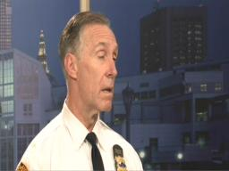 Cleveland Police Chief McGrath talks about murders