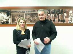 Mary Kay and Tony talk Browns