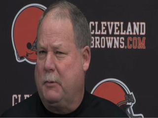 Holmgren, Heckert and Mangini talk about the Browns new organization