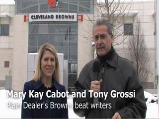 Grossi and Cabot talk about Holmgren, Heckert, Mangini and the Browns
