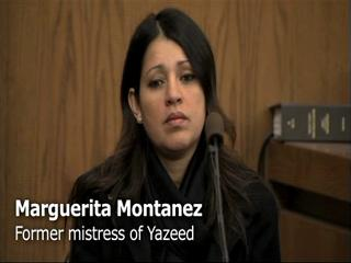 Yazeed Essa murder trial - cross-examination of mistress