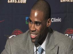 Antawn Jamison joins the Cleveland Cavaliers