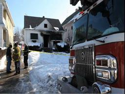 Eastside Cleveland House Fire