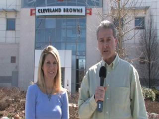 Mary Kay and Tony talk about the Browns new QB Jake Delhomme