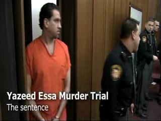 Yazeed Essa trial: the sentence