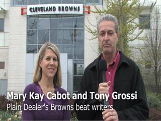 NFL Draft: Tony Grossi and Mary Kay Cabot analyze the Browns 2010 draft