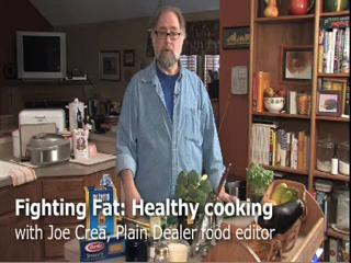 Fighting Fat: Cooking healthful 15-minute meals