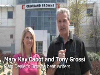 Mary Kay and Tony talk about the Browns draft