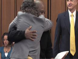 Raymond Towler freed after 29 years in prison for rape he did not commit