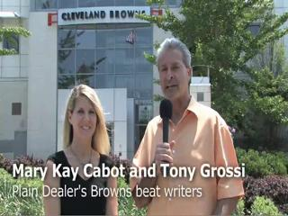 Tony Grossi and Mary Kay Cabot analyze the Browns second week of OTAs