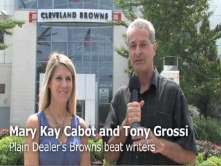 Tony Grossi and Mary Kay Cabot preview the Cleveland Browns Training Camp