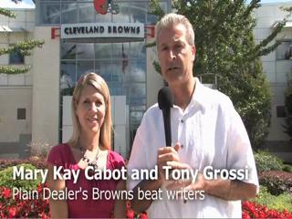 Tony Grossi and Mary Kay Cabot preview Cleveland Browns vs. Detroit Lions