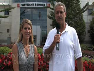 Tony Grossi and Mary Kay Cabot preview Cleveland Browns vs. Chicago Bears
