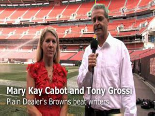 Tony Grossi and Mary Kay Cabot analyze the Cleveland Browns loss to the Kansas City Chiefs