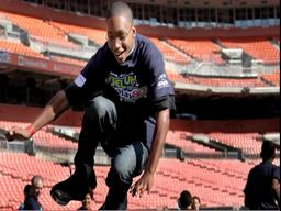 Fuel Up to Play 60 Student Summit at Cleveland Browns Stadium