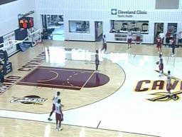 Cavs run Princeton offense: Part I