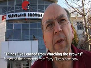 Cleveland Browns fans featured in Terry Pluto's new book