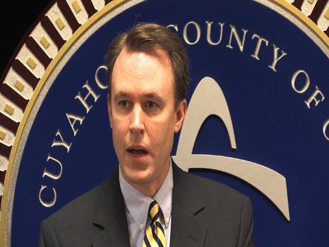 Ed Fitzgerald announces shakeup in Cuyahoga County Auditors Office