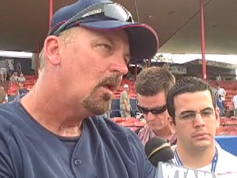 Video: Carl Willis talks after the Tribe's' loss to the Mets