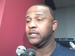 C.C. Sabathia post-game interview, March 31, 2008