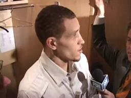 Post-game video: Delonte West