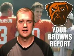 Your Browns Report