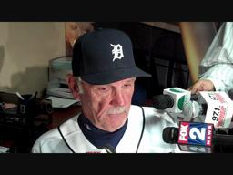 Tigers manager Jim Leyland impressed by Magglio Ordonez's concentration