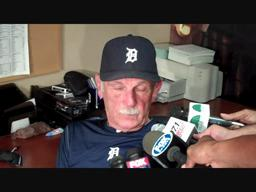 Tigers' Jim Leyland: Carlos Guillen could return Monday