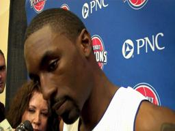 2010 Detroit Pistons Media Day - Ben Gordon