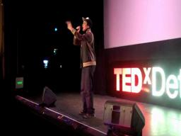 Invincible at TEDxDetroit