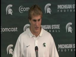 Kirk Cousins: Past two wins over U-M don't matter
