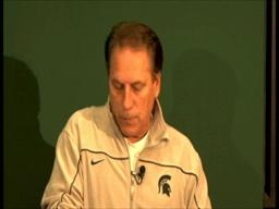 Tom Izzo: 2011 recruits had common traits