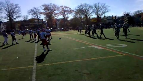 Port Richmond loses to Fort Hamilton in PSAL playoffs