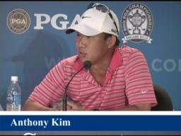 PGA Championship: Anthony Kim talks about his maturation
