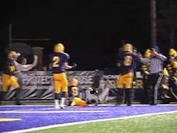 High school football playoffs, second round: EGR 49, Grand Rapids Christian 48