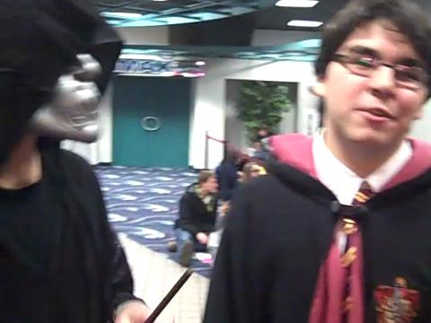 "Fans geeked for ""Harry Potter and the Deathly Hallows: Part 1"""