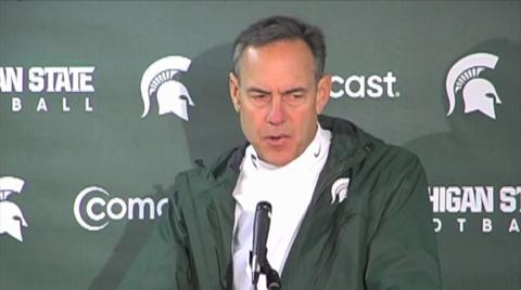 College football: Michigan State 35, Purdue 31