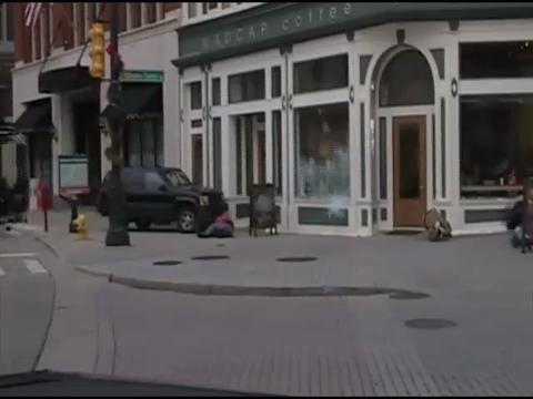 'Setup' fires machine guns in downtown Grand Rapids