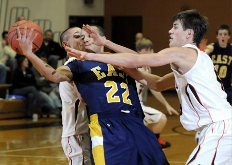 High school boys basketball: Rockford 60, East Grand Rapids 52