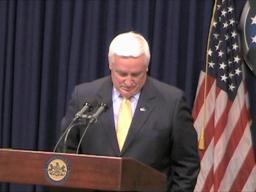 Gov. elect Tom Corbett on state reform and lcb increase