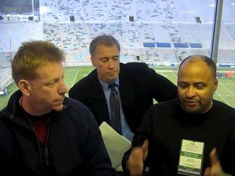 Penn State-Michigan State postgame breakdown with Bob Flounders, David Jones and guest Drew Sharp