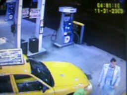 Cab robbery in Greenridge