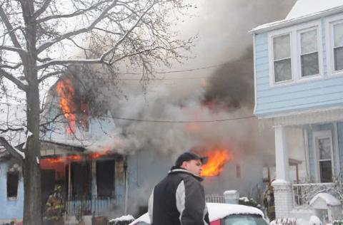 House Fire PerthAmboy