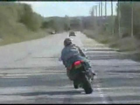 Biker video